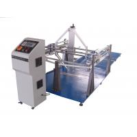 Quality Microcomputer Control Chair Castor Abrasion Resistance Furniture Test Machine for sale
