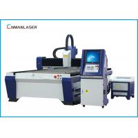 Quality Cnc 2mm Stainless Steel Aluminum  Fiber Laser Metal Cutting Machine 1500*3000mm for sale