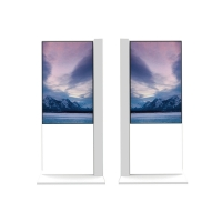 Quality Urhealth 55 inch double-sided freestanding led touch screen display for sale