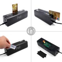 Quality 4in1 EMV Card Reader Writer Support  Bank Card with SDK ZCS80 for sale