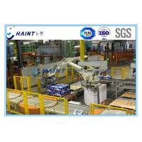 Quality Production Assembly Line Robots Customized Color With Wooden Box Package for sale