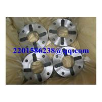 China Carbon Steel Forged Steel Flanges ASTM A350-LF2 ASME B16.5 CL.150 RF Thread FLANGE on sale