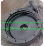 Quality BETTER BAKER SPD Mud Hog 2.5 Centrifugal Pump Casing Housing Semi-open Impeller Hard Iron for sale