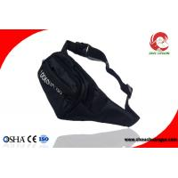 Buy cheap High Quality Safety Lockout Waist Bag Made From Polyester Fabrics Can Customize from wholesalers
