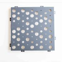 Quality Corrosion Resistance Perforated Metal Sheet Strong Tensile Strength With Less Heavier for sale