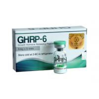 Quality Ghrp 6 HGH Human Growth Hormone 99% Purity Peptide Acetate For Bodybuilding for sale