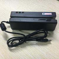 Quality Portable Plug And Play Magnetic Strip Card Reader Writer For Credit Card MSR900S for sale