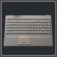 China 92 Keys Type Silicone Rubber Keypad With Touchpad Mouse Integration on sale