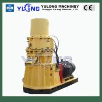 Buy cheap Yulong Feed Pellet Machine,flat die feed pellet machine for sale Type flat die from wholesalers