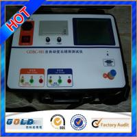 Quality GDBC-901 Single Phase Transformer Turns Ratio Meter for sale