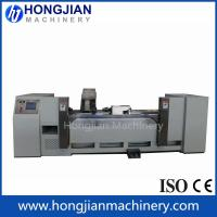 Quality Microfinishing Machinery for Finishing Chrome-plated Cylinders Rotogravure Cylinders Gravure Printing Cylinder Polishing for sale