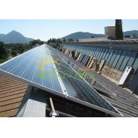 Quality 100% Recycled Metal Roof Solar Mount Easily Transportable 1.4KN/m2 for sale