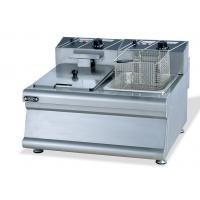 Quality Heavy Duty  Portable Commercial Deep Fryer With Power / Heat Indicator Lights for sale