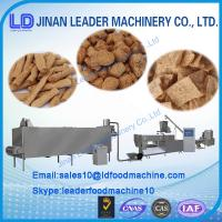 Quality Energy-saving Soya protein food extrusion making machine for sale