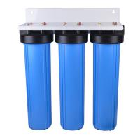China Home Countertop Faucet Water Filter Single O Ring Housing Screw Fitting on sale