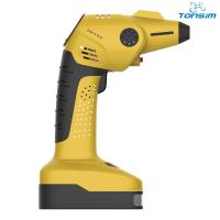 Quality Tonsim cordless air compressor best price With flashlight for sale