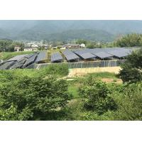 Buy cheap Aluminum Solar PV Mounting Structure Pre - Assembled Components from wholesalers