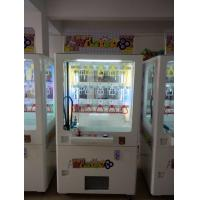 Quality Colorful Key Master Vending Machine Coin Pushed For Acrade Game for sale