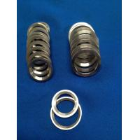 Quality Co Cr W Alloy Round Rotary Shaft Seal Powder Metallurgy Processing for sale