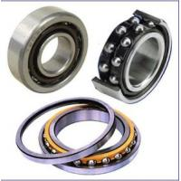 Buy cheap Long life Angular contact ball bearings for Electric motors, automotive from wholesalers