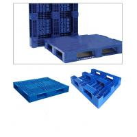 Quality Heavy Duty PP / HDPE Plastic Pallets Size Customized With Four Way Entry for sale