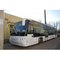 Aluminium Body 24 Seat 110 Passenger International Shuttle Bus Apron Bus