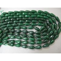 China Dyed Green Jade Beads on sale