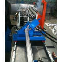 Buy cheap Automatic Stud and Track Roll Forming Machine For Light Steel Keel Frame by PLC from wholesalers