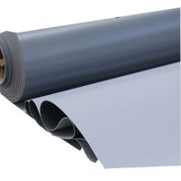 Quality hot welding leaf green roofs 2mm Reinforced Tpo Roof Waterproof Membrane Factory Price for sale