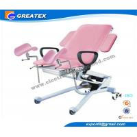 Buy cheap Full Electric Adjustable Gynecological Chair /Table with low - voltage DC motor drive from Wholesalers