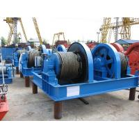 Quality competitive price electric slow speed winch hot sale for sale