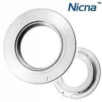 Quality Digital SLR Camera Nicna AF Confirm Adapter Ring for M39 Lens to Canon EOS EF for sale