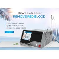 China 980nm Diode Laser For Body Pain/ Vascular Vein Removal / Nail Fungus Equipment on sale