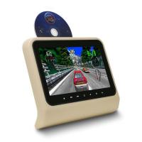 China 9 Inch TFT Car Headrest DVD Player Taxi Digital Signage MP3/ MP4 Players on sale