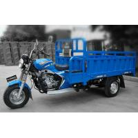 Quality Gasoline Three Wheel Tricycles 200cc Water Cooling For Farming Countries for sale