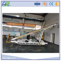 Quality Diesel Engine Conveyor Belt Vehicle , Aircraft Belt Loaders GB - 3 / GB - 4 Standard for sale