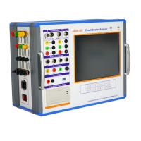 Quality GDGK-307 Universal Testing Machine Usage and Electronic Power Circuit Breaker Analyzer Tester for sale