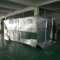 Quality 1*40 ft Aluminum container liner for shipping fresh goods transportation for sale