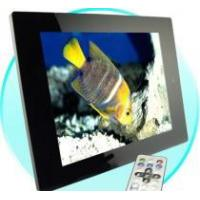 Quality 10.2 Inch Digital Photo Frame - Pictures + Videos + Music for sale