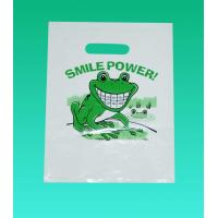 China EPI Heavy Load Biodegradable Shopping Bags for Clothes Shop / Degradative 12 - 24 Months on sale