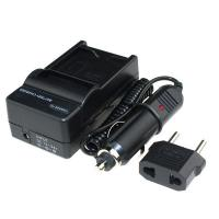 Quality 12V DC AHDBT-401 Home Wall Car Quick Battery Charger With EU Adapter For GoPro Hero 4 for sale