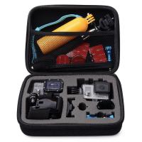 Buy cheap Black Large EVA Camera Collection Carrying Case Portable Nylon Travel Camera from wholesalers
