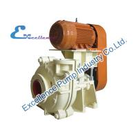 Quality Corrosion Resistant Centrifugal Slurry Pump With Metal Lined For Mining for sale