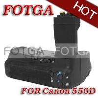 Quality OEM Fotga Vertical Battery Pack Grip for Canon BG-E8 EOS 550D Rebel T2i for sale