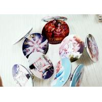 Quality Beauty Photos Digital Printing Services 3D Digital Printing On Pocket Mirrors for sale