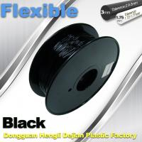 Buy 1.75mm / 3.0mm 3D Printing Rubber Filament Flexible Material Tasteless And Odorless at wholesale prices