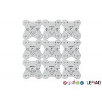 Quality Single Sided LED FR4 PCB Board Aluminum Based 1.6 Mm Thickness OSP Surface Treatment for sale