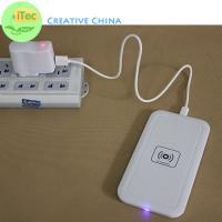Quality Wireless Charger Transmitting Terminal iTec-Q01 8000mAh portable power bank Qi standard for sale