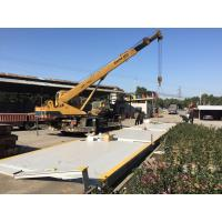 Quality Electronic Heavy Duty Weighbridge For Trucks Pitless Foundation Customized for sale