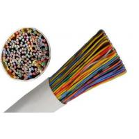 Quality Multi Pair Indoor Telephone Cable Cat5 Splicing Flexible Easy Installation for sale